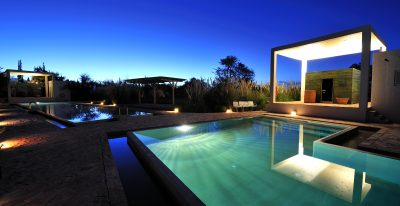 Explora Atacama_pool area