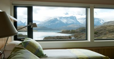 Explora Patagonia_Cordillera Paine twin room