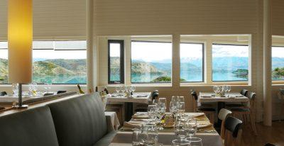 Explora Patagonia_dining