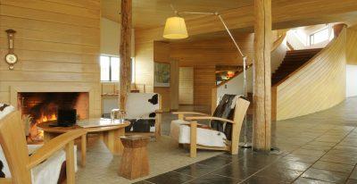 Explora Patagonia_lounge