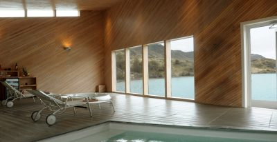 Explora Patagonia_pool house
