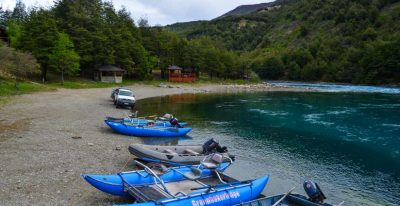 Green Baker Lodge_boats