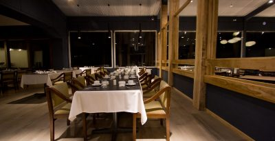 Hosteria Lago Grey_dining