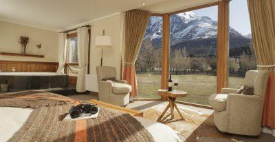 Hosteria Las Torres_suite