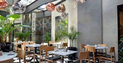 Hotel Magnolia_restaurant