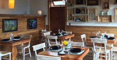 Hotel Puelche_restaurant