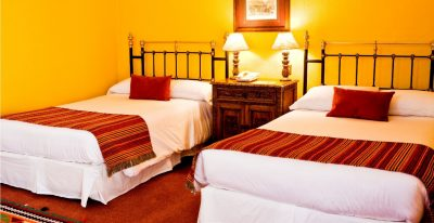 Hotel Santa Cruz Plaza_twin room