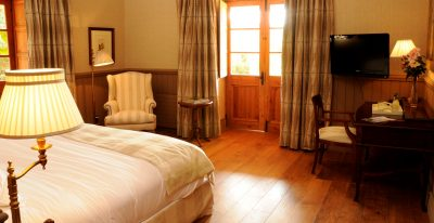 La Casona at Matetic_guestroom