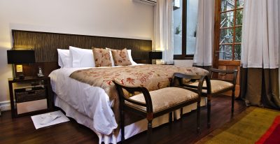 Lastarria Boutique Hotel_Deluxe room