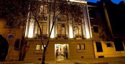 Lastarria Boutique Hotel_exterior