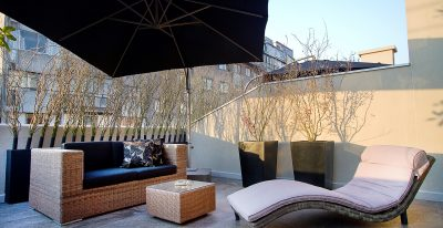 Lastarria Boutique Hotel_rooftop terrace