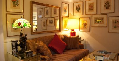 Le Reve Boutique Hotel_common area