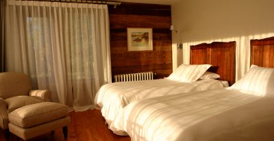 Los Caiquenes_twin room
