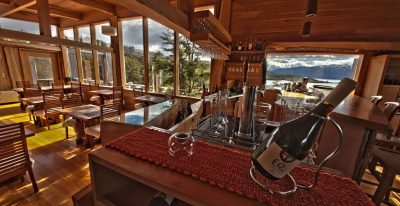 Patagonia Camp_bar and dining