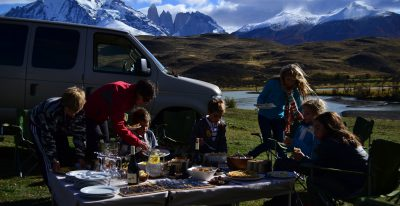 Patagonia Camp_country lunch