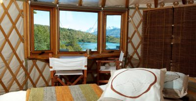 Patagonia Camp_view from yurt