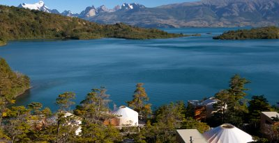 Patagonia Camp_view of the property