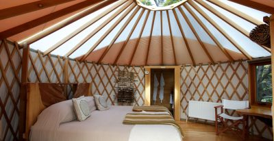 Patagonia Camp_yurt