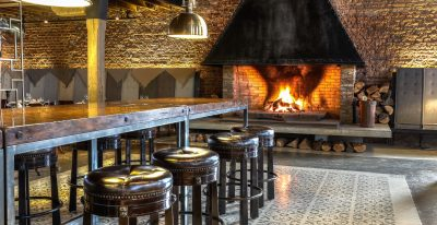 Singular Patagonia_fireplace