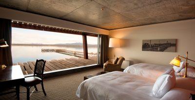 Singular Patagonia_twin room
