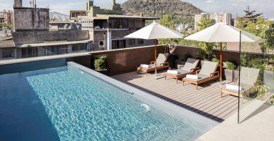 Singular Santiago_rooftop pool