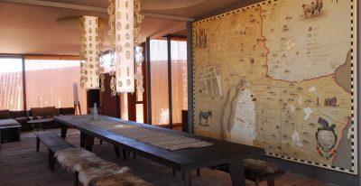 Tierra Atacama_Map Room