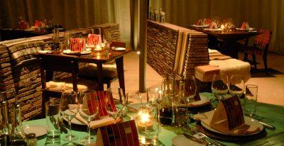 Tierra Atacama_inside dining