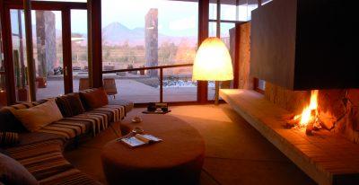 Tierra Atacama_living area