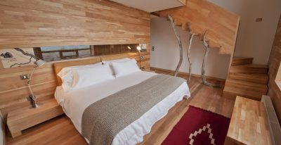 Tierra Patagonia_Suite bedroom