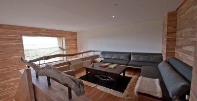 Tierra Patagonia_Suite living room