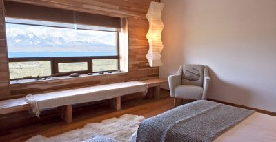 Tierra Patagonia_Superior twin room