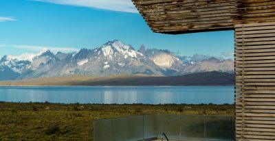 Tierra Patagonia_hot tub