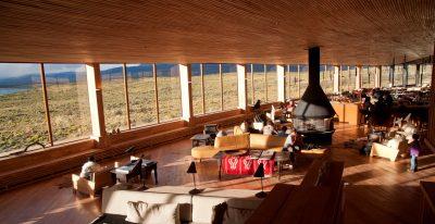 Tierra Patagonia_living room