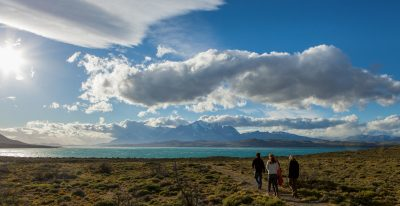 Chile - Tierra Patagonia - Walking Trails