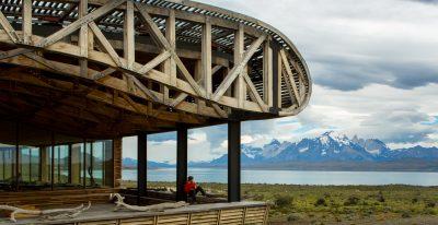 Tierra Patagonia - Terrace