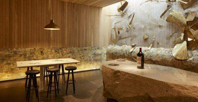 Vina Vik_Tasting Room