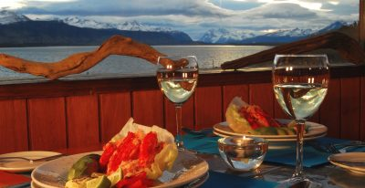 Weskar Patagonia Lodge_restaurant