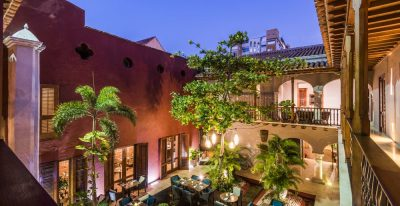 Ananda Boutique Hotel_courtyard