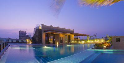Bastion Hotel_pool
