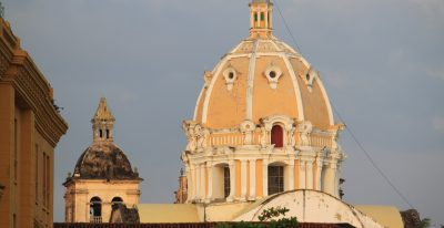 Cartagena, Colombia - Cupola