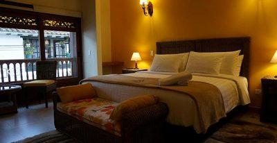 Campanario de la Villa_Superior Room