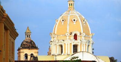 Cartagena - cupola
