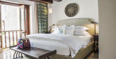 Casa San Agustin_Deluxe room