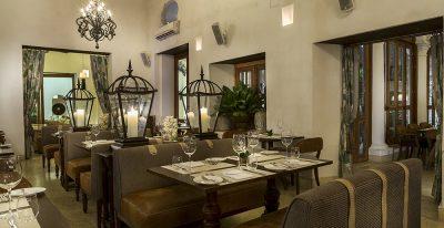 Casa San Agustin_dining