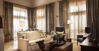 Casa San Agustin_living room