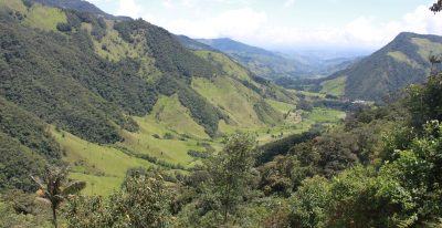 Colombia Coffee Region