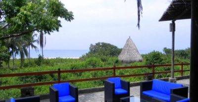Ecohabs Tayrona_common area