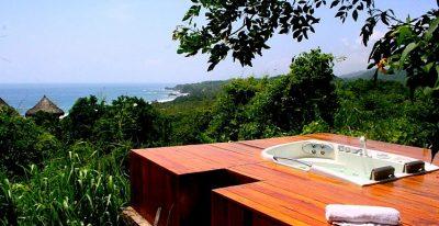 Ecohabs Tayrona_hot tub