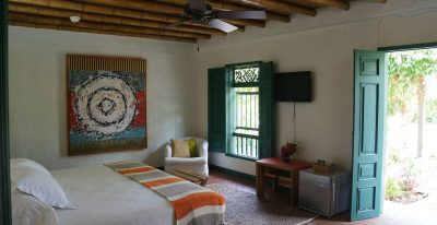 Hacienda Bambusa_room