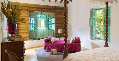 Hacienda La Sierra_Suite